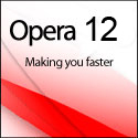 Try Opera today - it's free